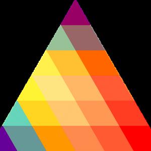 color triangle